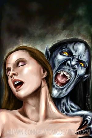 vampires aren't pretty